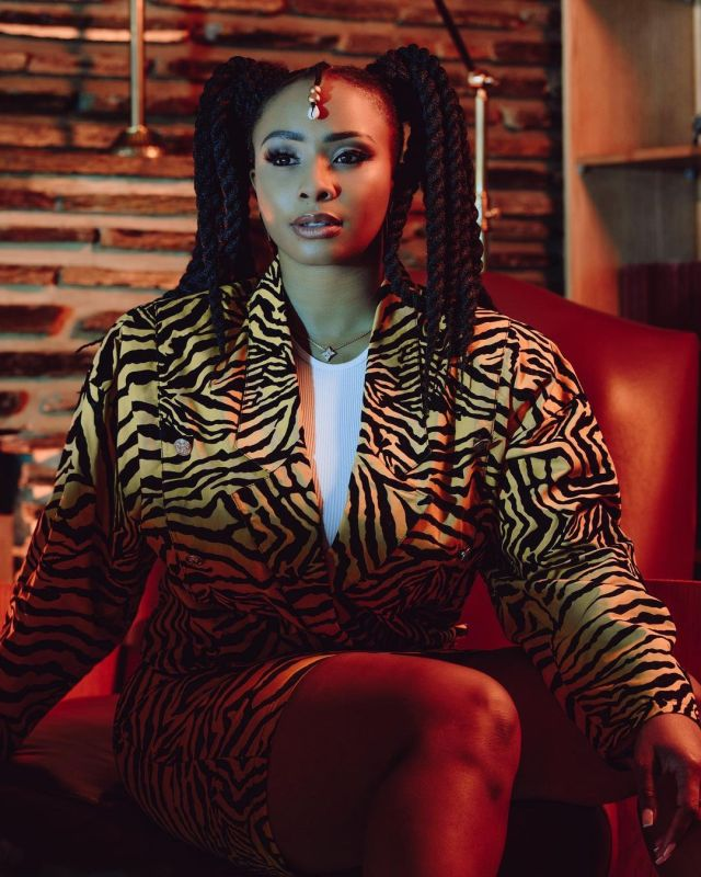 #SAMA27: Boity has an album? – Mzansi reacts