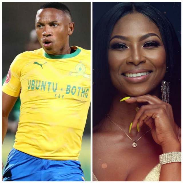 Wedding Bells For Andile Jali And Real Housewife Of Johannesburg star Brinette Seopela?
