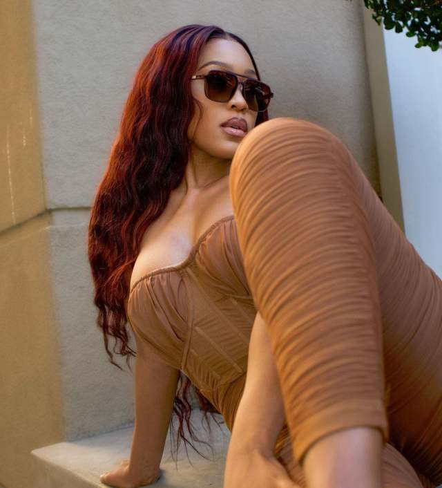 Happy birthday to actress Buhle Samuels as she turns 31