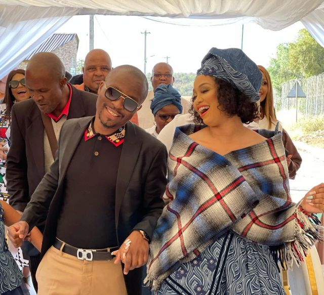 Cashflow Ngcobo Pays Lobolo For Tumi Linx – Pictures