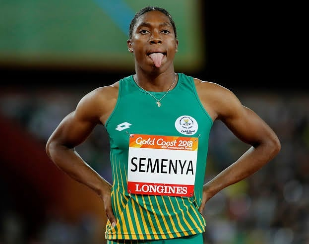 Drama as Caster Semenya is banned from competing- Mzansi reacts