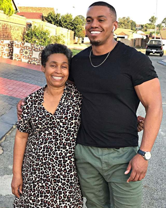 Skeem Saam Actors Spotted With Their Parents – Pictures