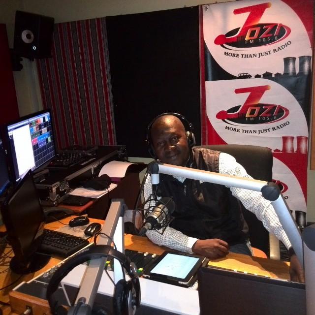 Jozi FM radio presenter Collen Hans shot!
