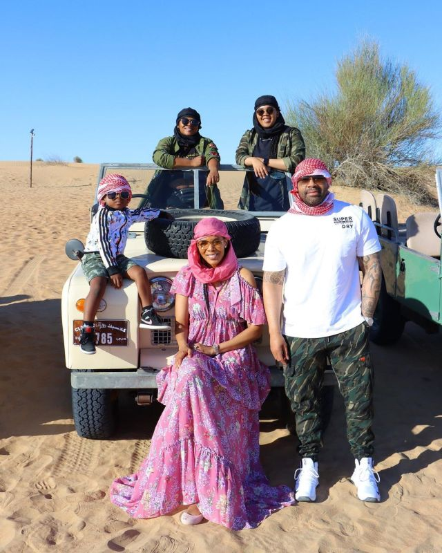 Connie Ferguson and husband launch a family foundation