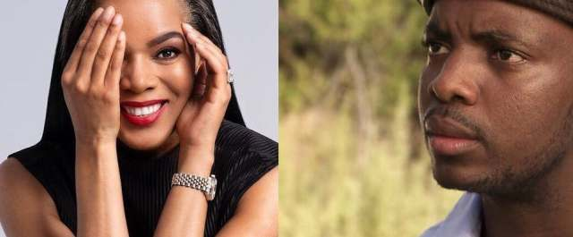Rockville Actor Nhlanhla Mdlalose Brings Connie Ferguson To Tears