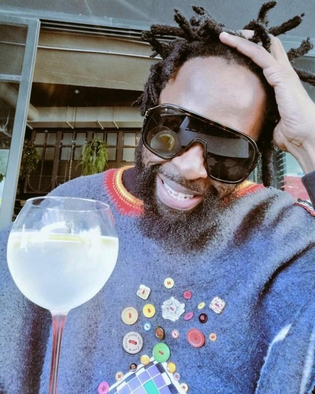 Happy birthday to DJ Sbu as he turns 42