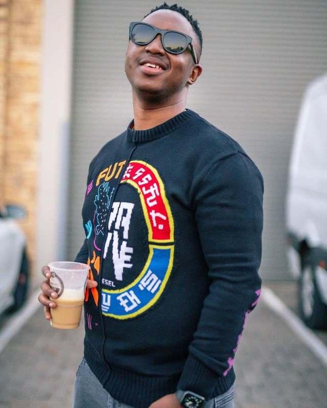 DJ Shimza responds to claims his love life scored him government gig