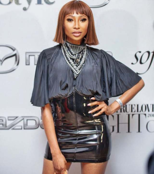 New twist: Actress Enhle Mbali changes what she said about Black Coffee as it eats her