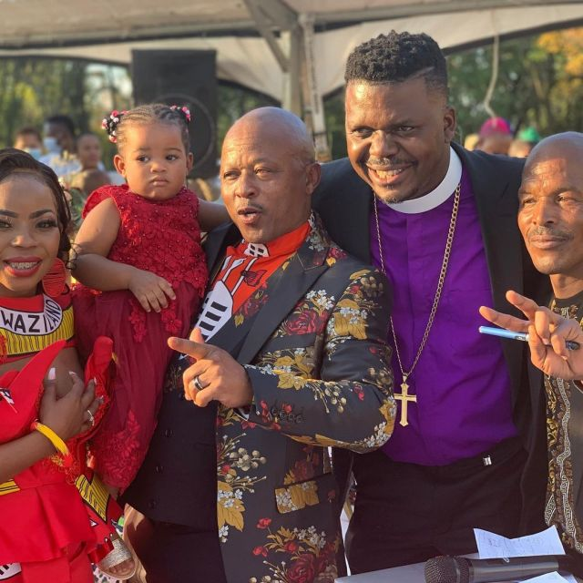 Gomora actor Ernest Msibi ties the knot – Pictures