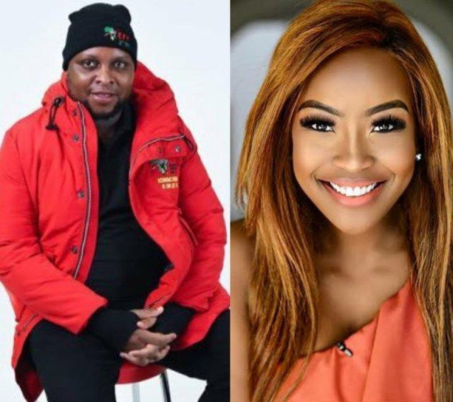 Mzansi react as Lorna Maseko and EFF's Floyd Shivambu welcome their baby girl