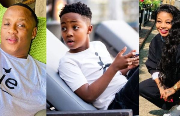 Drama as Jub Jub and Kelly Khumalo reveal conflicting birthday dates of their son