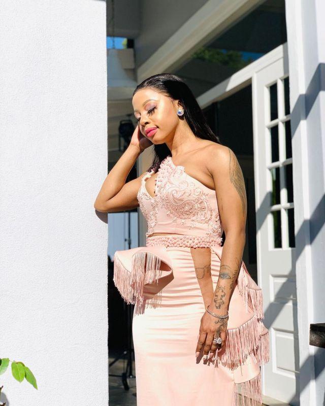 Kelly Khumalo shoots her shot at the new Zulu King Misuzulu Zulu