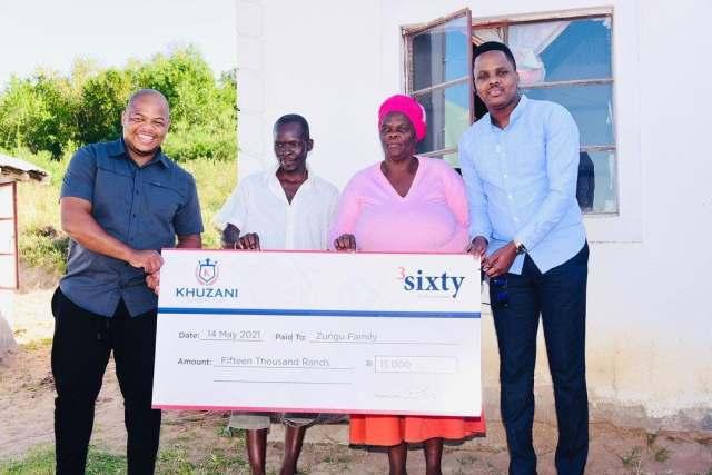 Maskandi Singer Khuzane Mpongose donates R15 000 for Majotha Zungu's burial