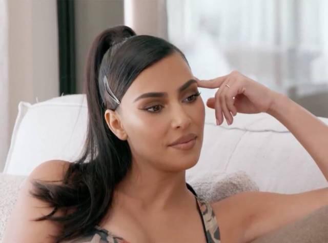 Watch: Kim Kardashian West fails first year law exam