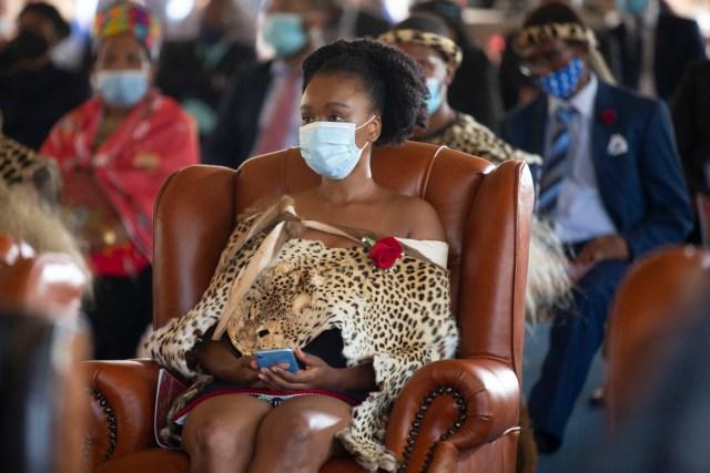 King Goodwill Zwelithini's daughters at war over inheritance