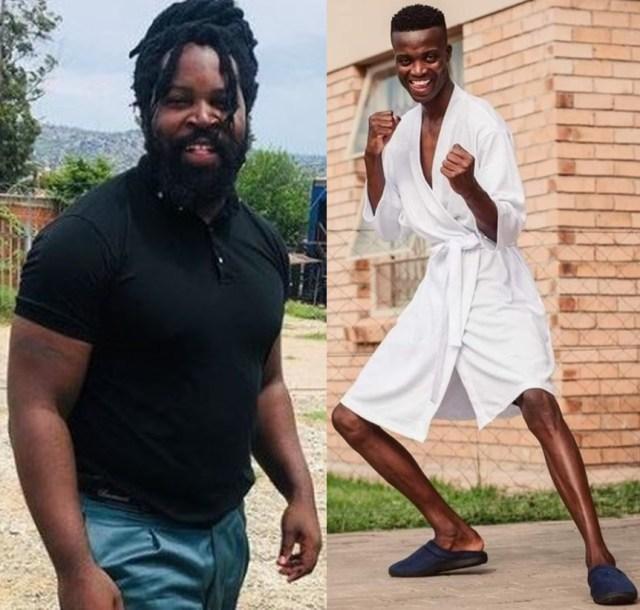 King Monada challenges Big Zulu to a fight – Big Zulu responds