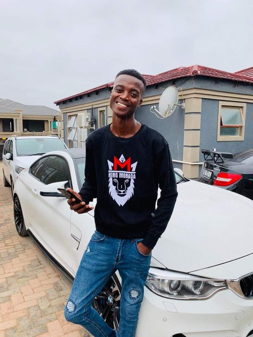 King Monada dragged to court over maintenance fees for his son