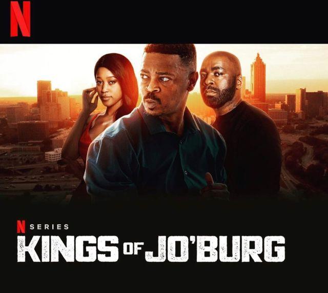 Kings of Joburg season 2 release date