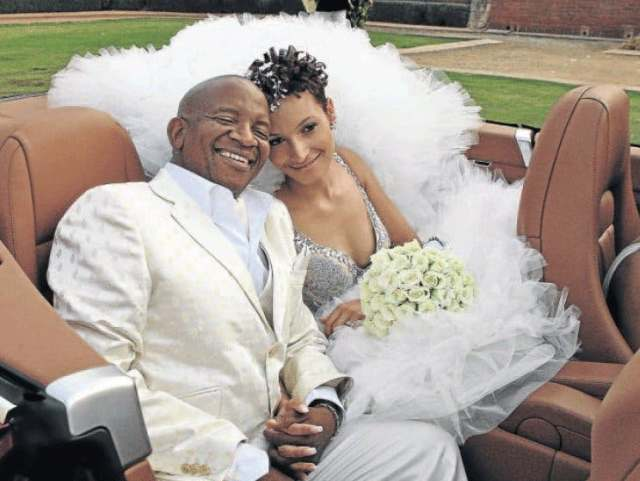 Lebo M and his Wife break up for the third time