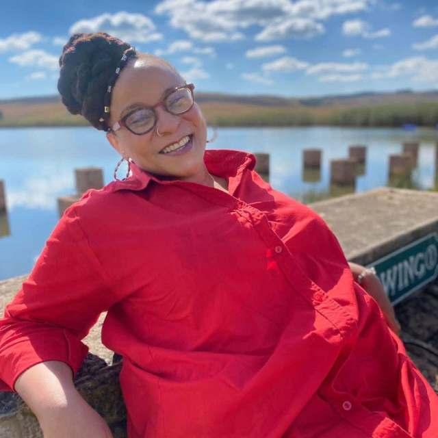 Actress Lebo Mashile attacked for 'jumping' Covid-19 vaccination queue