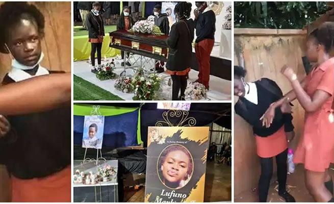 Mother of a girl who bullied Lufuno Mavhunga to death speaks live on TV, takes matter to next step