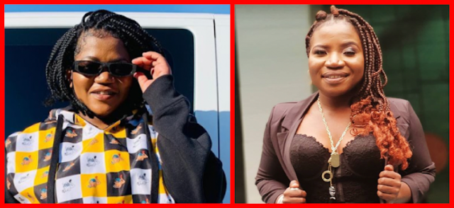 Busiswa responses after Makhadzi called her out for a boxing match