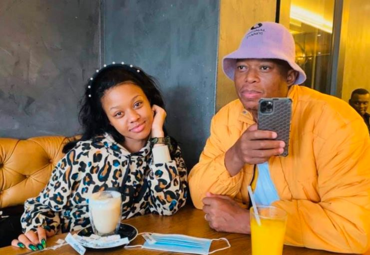 Mampintsha Throws Shade At His Mother's Comment