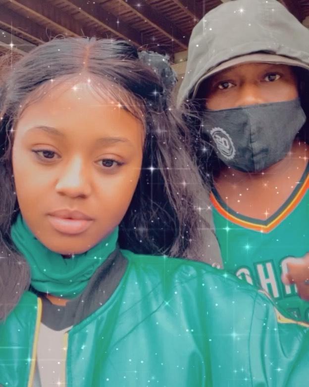 Babes Wodumo and Mampintsha get matching tattoos