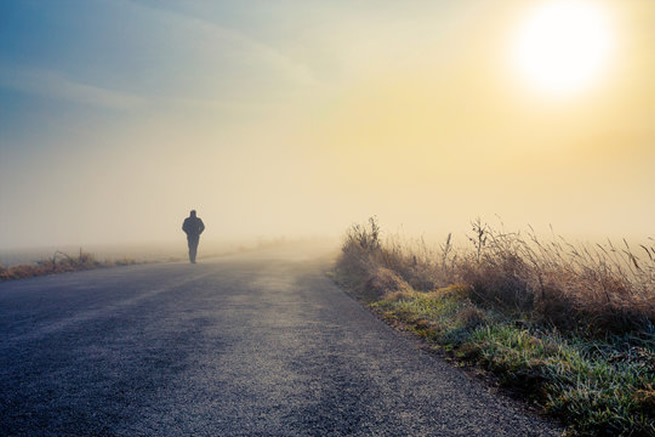 Man walks 420KM after arguing with his wife – You won't believe how long it took before he was found