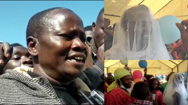 Woman dumps husband of 20-years to marry the Holy Spirit