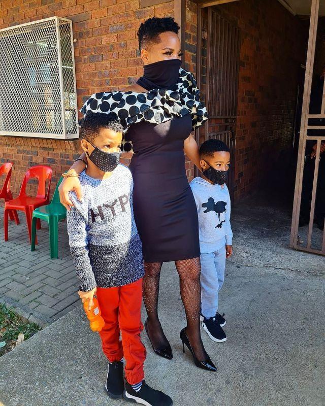 Radio Personality Masechaba Khumalo speaks on balancing work and parenting