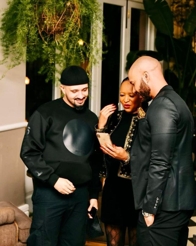 Boity Thulo's mum Approves Of Boity's Choice Alleged New Man – Photos