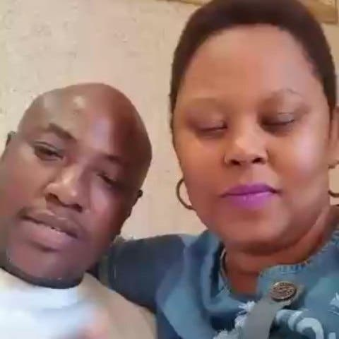 Polygamist Musa Mseleku and his wife Mayeni who is rumoured to have dumped him speak out
