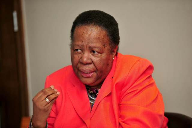 SA to reconsider ties with Israel after deadly attacks in Gaza, says Minister Pandor