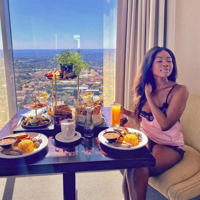 Inside actress Nambitha-Ben Mazwi's solo vacation