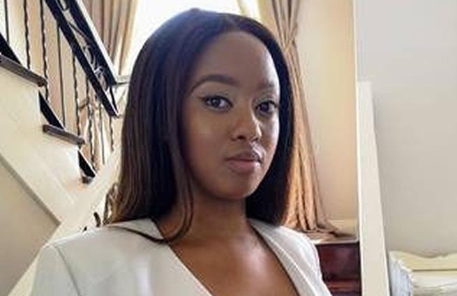 Uzalo's Fikile (Nelisa Mchunu) begs to stay on show after losing job