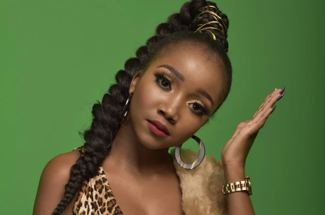 Nomvelo Makhanya on her Scandal! role – What was supposed to be a 3 month story turned into 9 years