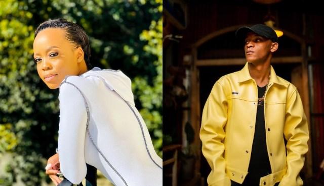 Ntando Duma and Gomora actor Sicelo Buthelezi(Teddy) spark dating rumours again after flirty conversation on social media