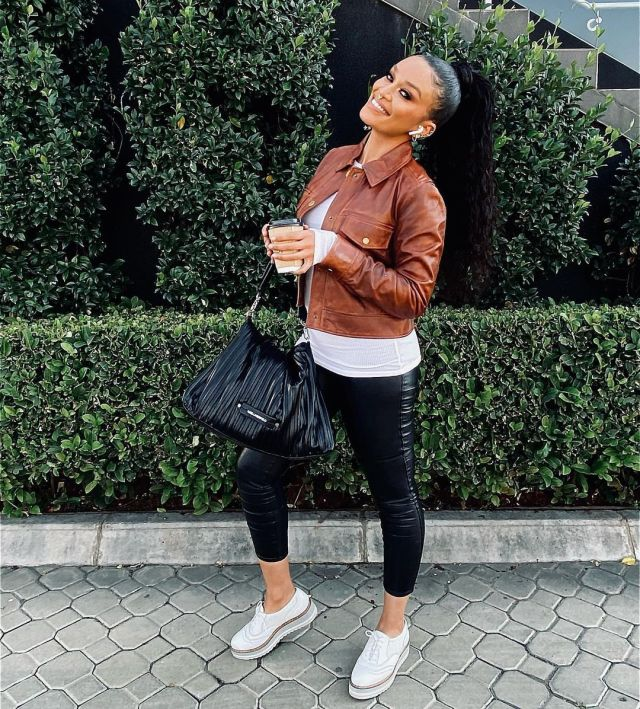 Happy birthday to Pearl Thusi as she turns 33