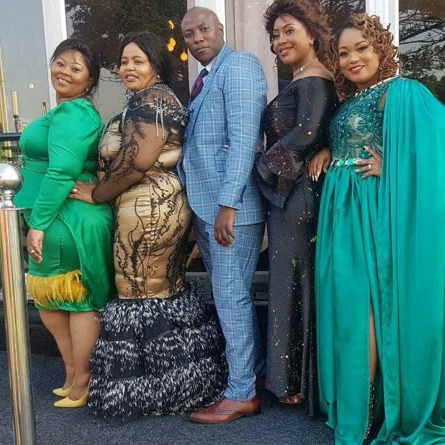 Polygamist Musa Mseleku trolls govt's proposal of more than one husband for woman