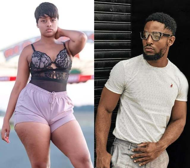 PHOTOS: Prince Kaybee's side chick leaks more n#des, his pen!s breaks the internet