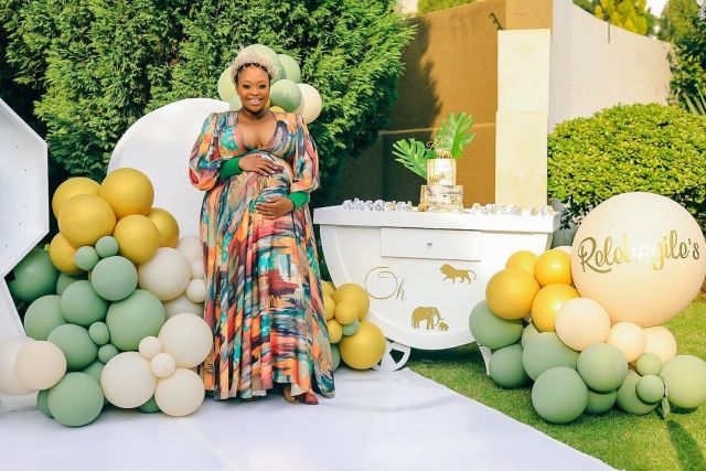 Inside Relebogile Mabotja's Baby Shower – Photos