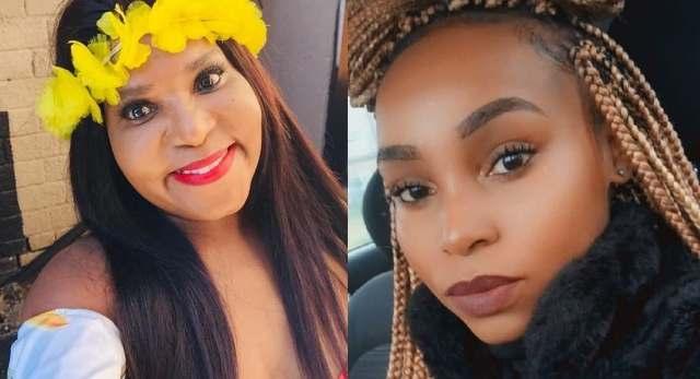 Gomora actress Sana Mchunu's daughter causes chaos on social media – Pictures
