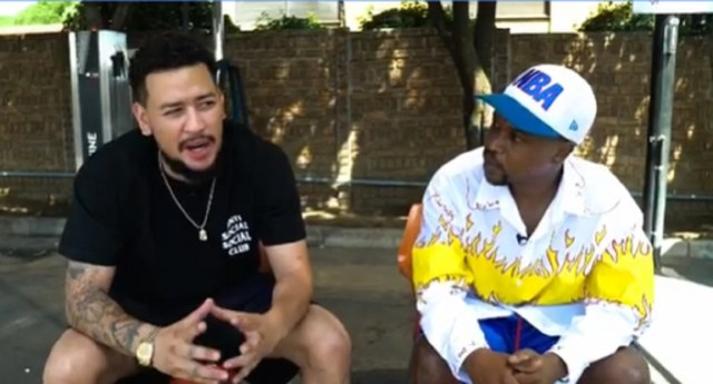 Radio and TV Personality Scoop Dragged For Allegedly Accusing AKA