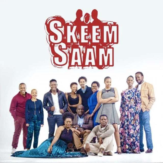 Skeem Saam under fire as Extras spill the beans on what happens behind the scenes