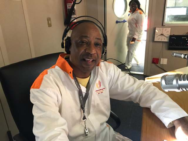 Former Motsweding FM presenter Snyman Rankane arrested for beating up his wife