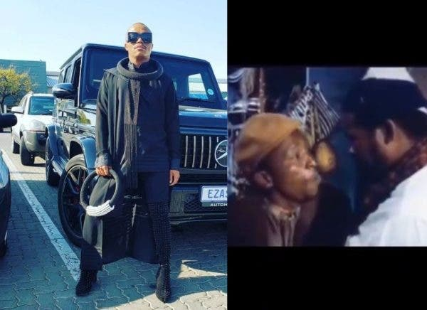 Somizi reveals shocking details about his late dad
