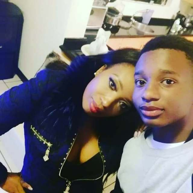 Sophie Lichaba gushes over son Lwandle's music career