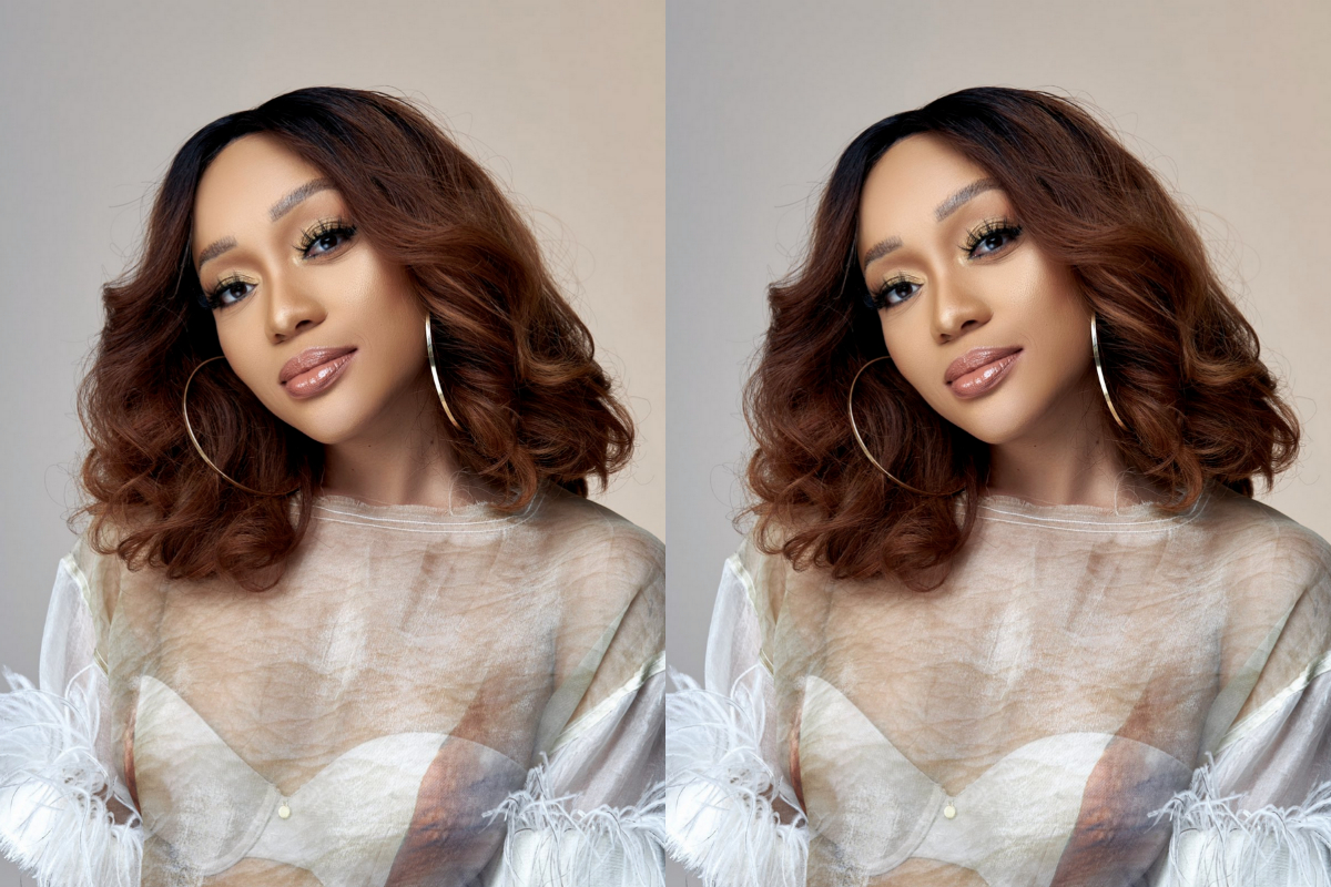 Actress Thando Thabethe Opens Her First Physical Shop: Check This Out