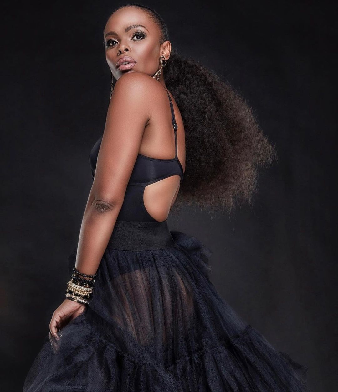 Unathi pens sweet birthday message to bestfriend and daughter